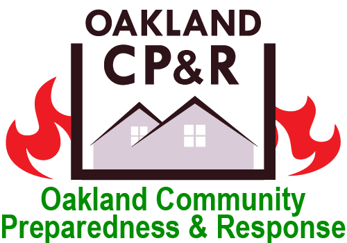 Oakland Community Preparedness and Response Program