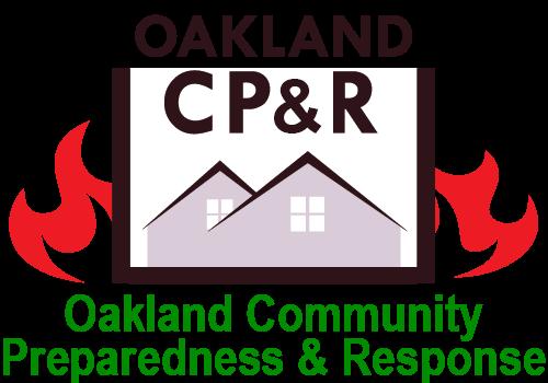 Oakland Community Preparedness and Response Program